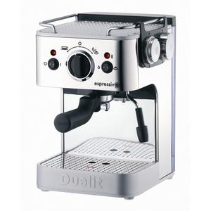 Espresso Machine - Brushed stainless steel